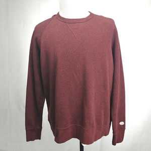 Champion Crewneck Sweater Mens XXL 2XL Red Wine
